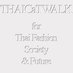 Advertising for Money Money Money Money to develop ThaiCatwalk